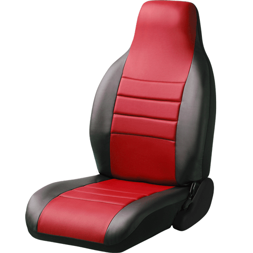 LeatherLite™ Series Leatherette Custom Fit Seat Covers