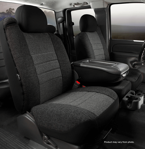 Chevy Belt Buckles >> Oe™ Series Custom Tweed Fit Truck Seat Covers - Fia Inc. : Fia Inc.