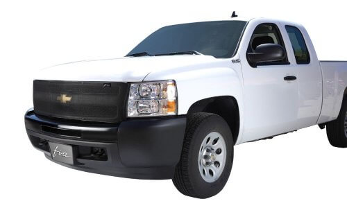 Why Trucks Should Cover Their Grilles in the Winter